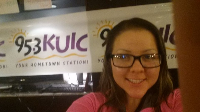 KUIC 95.3 Donation to Mission Solano
